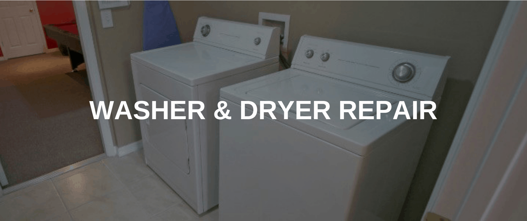 washing machine repair san bernardino